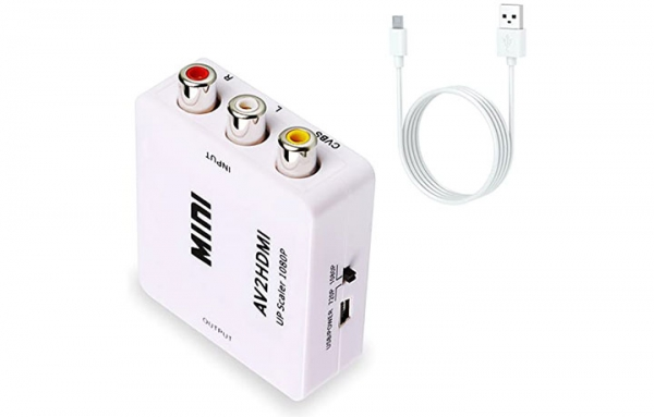 مبدل AV 2 HDMI