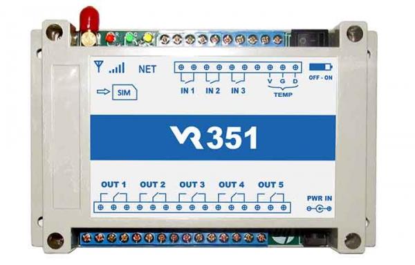 رسیور سیم کارتی ویرا مدل VR351