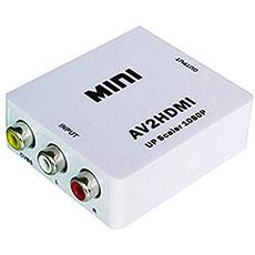 مبدلهای AV 2 HDMI