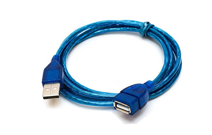 کابل افزایشی USB 2.0